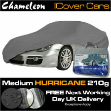 FORD STREET KA PREMIUM FULLY WATERPROOF CAR COVER COTTON LINED LUXURY