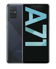 "Samsung Galaxy A71 Smartphone, Display 6.7"" Super AMOLED, 4 Fotocamere..."
