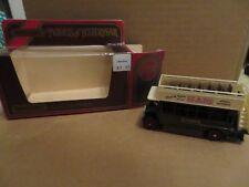 Matchbox Models of Yesteryear Y23 1922 Aec Omnibus Haig 1984 MIB See My Store
