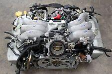 JDM Subaru Legacy 99-02 EZ30 Engine Legacy OutBack H6 3.0L EZ30D Motor 6 Cylinde