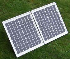 Silla De Ruedas Scooter de movilidad 20W 24v cable del panel Cargador solar PV Plegable 24 voltios
