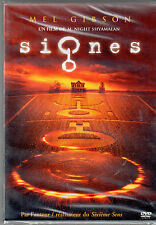 DVD NEUF scellé - SIGNES avec Mel Gibson -D15