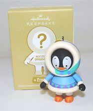 Hallmark 2011 Polar Penguin Frosty Friends Mystery  Ornament