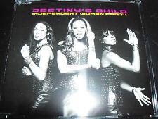 Destiny's Child / Beyonce Independent Woman Part 1 Rare Australian 4 Track CD
