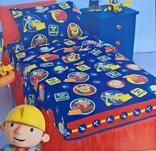 ~ Bob the Builder - SINGLE DOONA DUVET BED COVER SET Twin