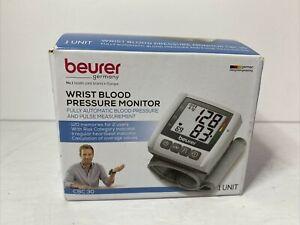Beurer Wrist Blood Pressure Monitor w/ Irregular Heartbeat Detection  CBC-30