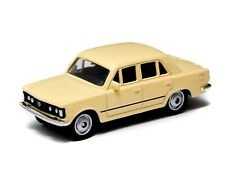 "1976 Fiat 125 P Beige, Welly 1:60 1:64 No. 52380 3"" inch Toy Car Model"