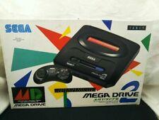 SEGA MEGA DRIVE GENESIS  2 with Box Console Pre-owned Rare Game in 1993 Japan