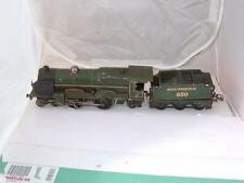 O GAUGE HORNBY CLOCKWORK LORD NELSON WORKING NO KEY NEEDS ATTENTION