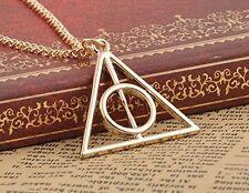 Collana i doni della morte Harry Potter
