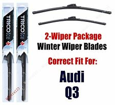 WINTER Wipers 2-pack fits 2015+ Audi Q3 35240/210