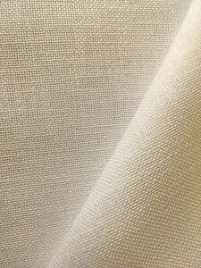 Ivory / cream 22 Count Zweigart Ariosa even weave fabric - various size options