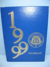1999 Talisman, The Sacred Heart Academy of Stamford, Connecticut Yearbook