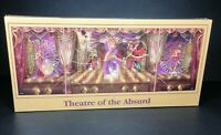 Theatre Of The Absurd Jigsaw 2000 Piece Set of Three Puzzles Sealed Christmas
