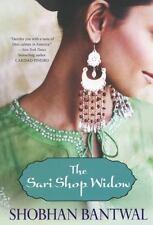 The Sari Shop Widow by Shobhan Bantwal (2009, Paperback)