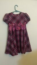 Bonnie Jean 6 Girl's Dress NWOT Holiday Dress Christmas