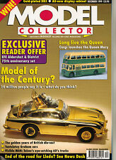MODEL COLLECTOR Magazine Dec 1999 EFE Corgi Southdown Queen Mary Dinky ABC Jumbo