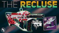 Destiny 2 - Recluse (Xbox-CROSS SAVE) 100% guaranted!