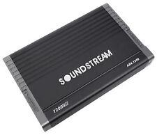 SOUNDSTREAM AR4.1200 Arachnid 1200 Watt 4-Channel Amplifier Car Audio Amp