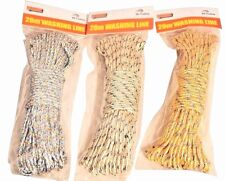 TRADITIONAL STRONG 20M DURABLE PULLEY ROPE WASHING CLOTHES DRYER LINE