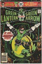 5 Green Lantern Co-Starring Green Arrow DC Comic Books # 90 93 95 96 97 LH14