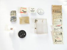 Omega Seamaster Chronograph Zifferblatt,Uhrwerk,uhren,Teile,Spare Parts,Dial,Lot