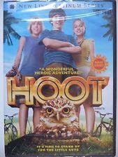 NEW/SEALED - HOOT (DVD,2005) Based on Carl Hiaasen Novel