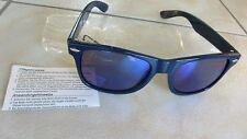Bosch Sonnenbrille blau ,Rarität sehr selten Supercool Neu !!!
