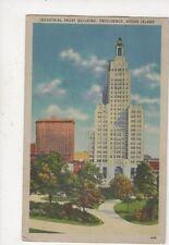 Industrial Trust Building Providence Rhode Island USA 1952 Postcard 934a