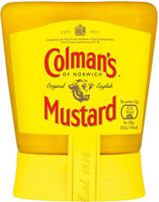 Colman's Original English Mustard Squeezable 150g