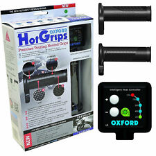 Motorcycle Heated Handlebar Oxford Hot Grips - Premium Touring Hotgrips OF 691