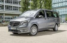 Commercial Vans & Pickups with Driver Airbag Vito