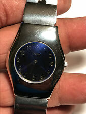 Nice Unisex Silver Tone Storm 03273 Analog Watch