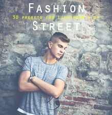 Pack 30 Presets Lightroom Fashion Street Atmosphère