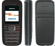 RARE VINTAGE NOKIA 1208b UNLOCKED GSM WIRELESS CELL PHONE FIDO ROGERS MOBILE