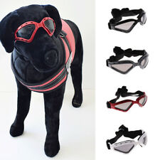 Windproof UV Protective Lense Goggles Adjustable Pet Dog Puppy Sunglasses