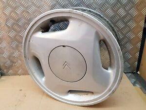 "Citroen ZX Alloy Wheel Rim volcane 1.9 14 inch 14"" centre cap spare Turbo D 1.4"