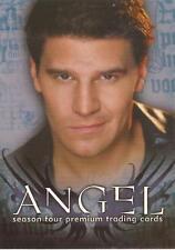 "Angel Season 4 - A4-SD2003 ""Coming August 2003!"" San Diego Comic Con Promo Card"