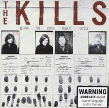 The Kills – Keep On Your Mean Side (2003)  CD  NEW  SPEEDYPOST