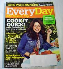 Everyday Magazine with Rachael Ray COOK IT QUICK!  JUNE 2014