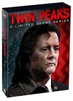 TWIN PEAKS  2017   9 DVD  COFANETTO  SERIE-TV