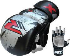 Gants noirs pour arts martiaux et sports de combat
