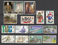 GB 1968 Commemorative Stamps, Year Set~Unmounted Mint~UK Seller