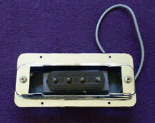 Genuine Rickenbacker 4003 Bass Hi-gain Bridge Pickup With Mounting Plate