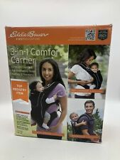 Eddie Bauer Baby Carrier 3-in-1 Hip Front Back Carrier Gift Registry