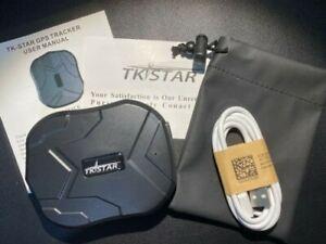 Winnes TKSTAR GPS Tracker for Vehicles Car Motorcycle Trucks,TK905 IPX6 Water...