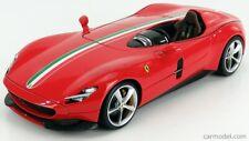 Auto 1 18 Ferrari Signature Monza Sp-1 Burago - X27657 GIODICART