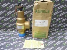 """NEW Kunkle 6010HHM01-KM 2"""" Pressure Relief Valve 115 PSI 1961 SCFM"""