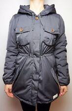 ODD MOLLY Style: M511-364A Dark Gray Warm Padded Jacket / Coat with Hood 1 (S)☃️