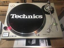 Technics SL-1200 Mk2 DJ Hifi Turntable Deck Vinyl SL-1210 - 3 Year Warranty